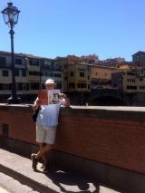 <h5>Groetjes uit Florence</h5><p>John Hoppenbrouwers op vakantie in Florence (I) - 2017</p>